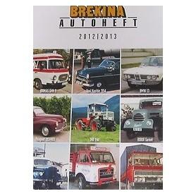 Brekina 12212 Brekina Autoheft 2012/2013