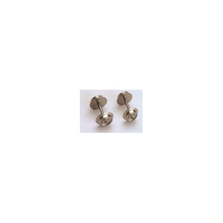 Piko 56061 Hjulaxel AC, 2 st, 10,3 mm