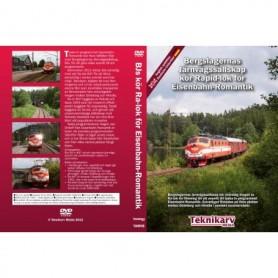 Teknikarv TAM68 Bergslagernas Järnvägssällskap kör Rapid-lok för Eisenbahn - Romantik, DVD