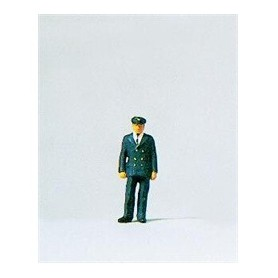 Preiser 28051 Tågpersonal, 1 figur