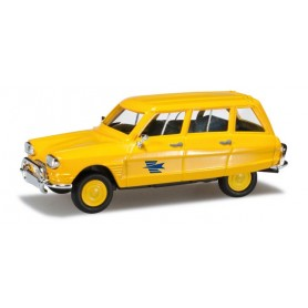 "Herpa 090476 Citroen Ami 6 Break ""La Poste"" (F)"