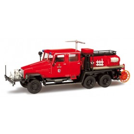 "Herpa 090384 IFA G5 TLF ""fire department torgelow"""