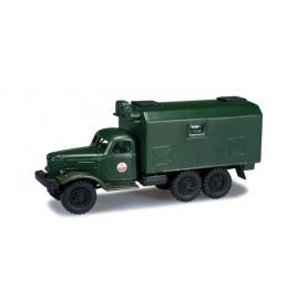 "Herpa 744386 ZIL box truck ""CA"""