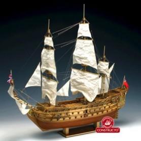 Constructo 80839 Fartyg H.M.S Prince 1670