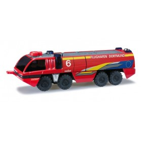 "Herpa 090285 Rosenbauer Panther 8*8 ""Dortmund fire department"""