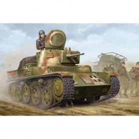 Hobby Boss 82478 Tanks Hungarian Light Tank 38M Toldi II (B40)