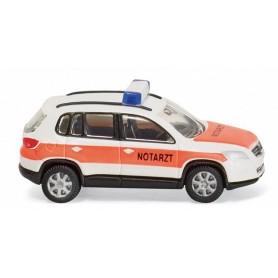 """Wiking 92002 VW Tiguan """"Notarzt"""""""