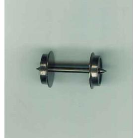 Hobby Trade 99015 Hjulaxel, 1 st, DC, 10.9 mm, med spetslager, axellängd 24.7 mm