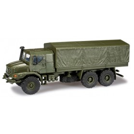 "Herpa 744416 Mercedes Benz Zetros 6x6 armoured ""German Federal Armed Forces"""