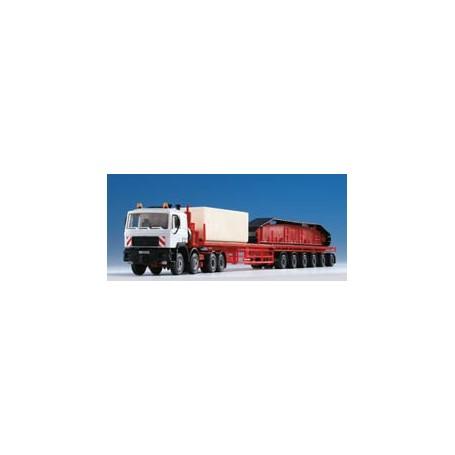 "Kibri 13510 MAN Tungtransport med trailer ""Nooteboom"""