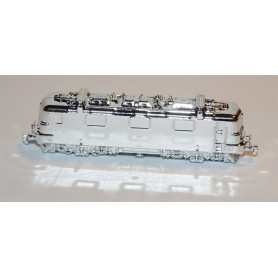 Märklin 80123 Ellok Re 4/4 II (Bo´Bo´), replika i metall, i högblankt silverutförande