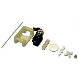 ESU 51804 Miniservo med plastdrev, perfekt för att göra något på din modelljärnväg rörligt