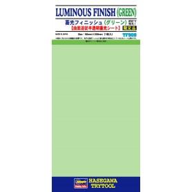 "Hasegawa 909 Dekalark TF909 ""Luminoius Finish (Green)"", självlysande"