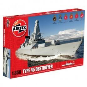 Airfix 12203 Type 45 Destroyer