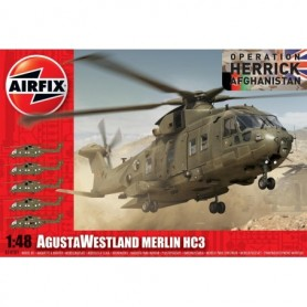 Airfix 14101 Helikopter Agusta Westland Merlin HC3
