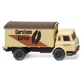 "Wiking 44602 Box truck (Int. Harvester) ""Carstens Caffee"""