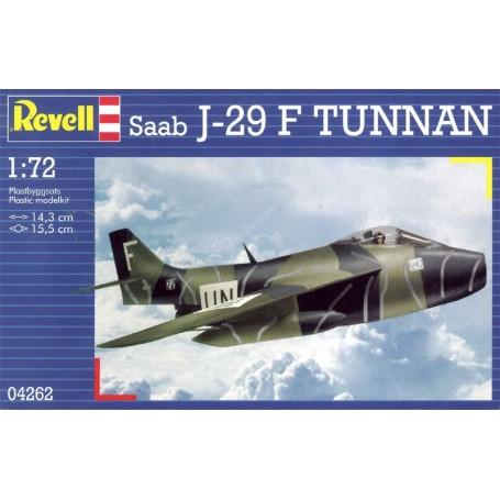 "Revell 04262 Flygplan Saab J-29 F ""Tunnan"""