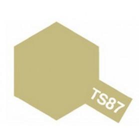 "Tamiya 85087 Sprayfärg TS-87 ""Titan Gold"", innehåller 100 ml"