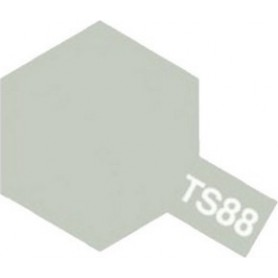 "Tamiya 85088 Sprayfärg TS-88 ""Titan Silver"", innehåller 100 ml"