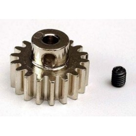 Traxxas 3948 Pinion, 18T, 32-pitch, 1 st med skruv