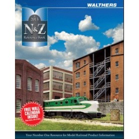 Media KAT280 Walthers Huvudkatalog 2013 N & Z