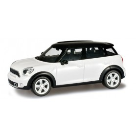 Herpa 024761.3 Mini Countryman ?, light white