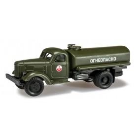 "Herpa 744515 ZIL 164 gas tank truck Soviet Army ""CA"""