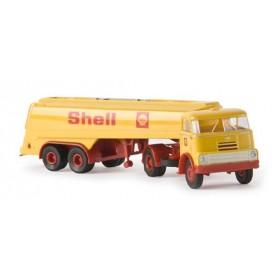 "Brekina 85216 DAF DO 2000 ""Shell"""