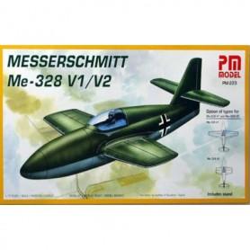 PM Model 223 Flygplan Messerschmitt Me-328 V1/V2