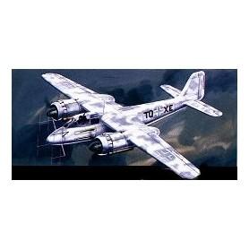 PM Model 209 Flygplan Focke Wulf Ta-154