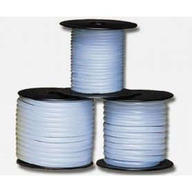 Du-Bro 197 Bränsleslang, silikonslang, blå, 2.3 mm innerdiameter