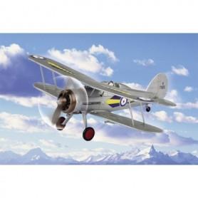Hobby Boss 80289 Flygplan RAF Gladiator med svenska dekaler