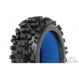 Pro-Line 9021.00 Däck, Badlands XTR (Firm) All Terrain 1:8 Buggy Tires for Front or Rear, 1 par