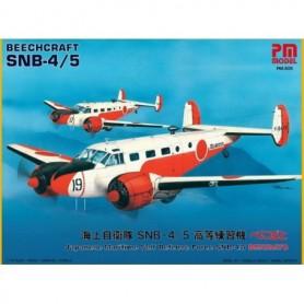 PM Model 305 Flygplan SNB-4/5 Benibato / Tp 4 Beech med svenska dekaler