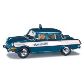 "Herpa 090209 Skoda 1000 MB® ""police department CZ"""