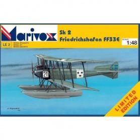 Marivox 5 Flygplan Sk2 Friedrichshafen FF33E, med svenska dekaler