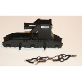 Hobby Trade 99939 Komplett drivning för Hobby Trades TMZ, utan hjulaxlar och lock för kugghjulen, 1 st