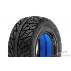 "Pro-Line 1167.01 Däck Street Fighter SC 2.2""/3.0"" M2 (Medium) Tires for Short Course Trucks Front or Rear, 1 par"
