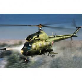 Hobby Boss 87244 Helikopter Mi-2URP Hoplite antitank variant