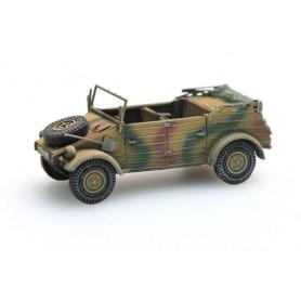 Artitec 38777CM Volkswagen 82 Kübelwagen, camouflage
