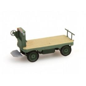 Artitec 38731GN Elektriskt baggagekärra, grön