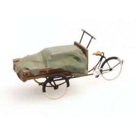 Artitec 38760 Cykelkärra övertäckt