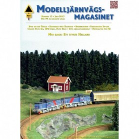 Media BOK159 MJ Magasinet Nr. 13/2013 Juni, 83 sidor sommarläsning.