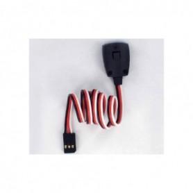 SkyRC SK600005 Tempsensor med kabel och magnet, passar för SkyRC laddare som har en temputgång, 1 st