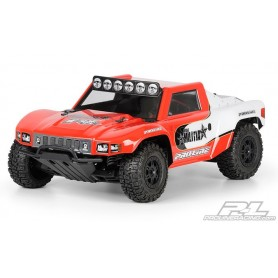 Pro-Line 3341.00 Kaross Desert Militia Clear Body for Slash, Slash 4x4, Ultima SC, SC10 (with trimming) and Blitz (with trimm...