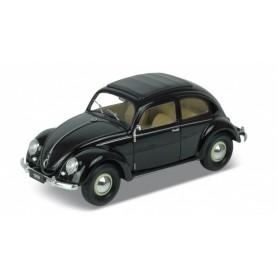 Welly 18040 Volkswagen Classic Beetle, svart