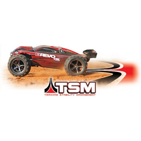 Traxxas 71076.3 E-Revo RTR 4WD VXL Brushless TQi TSM