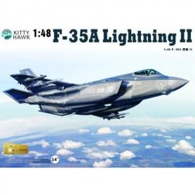 Kitty Hawk 80103 Flygplan F-35A Lightning II