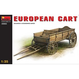 MiniArt 35553 European Cart