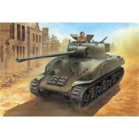 Tasca 35027 Tanks British Sherman IC Firefly Composite hull